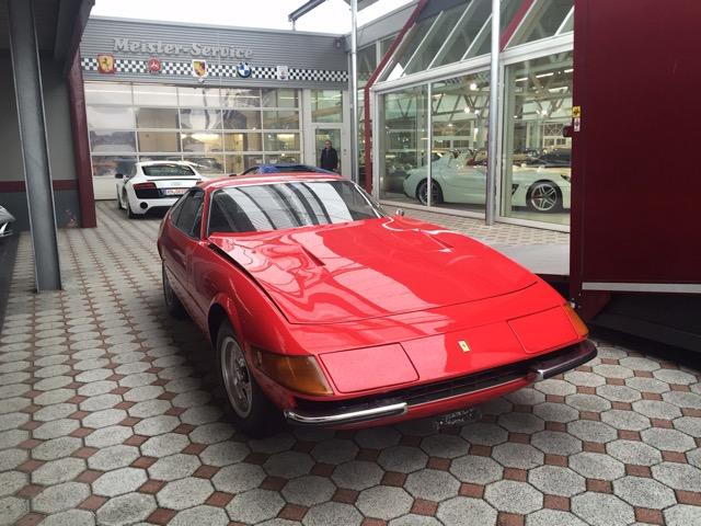 Ferrari 365GTB/4 Daytona