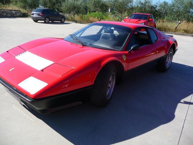 Ferrari 512BB Carburetor