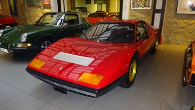 1975 Ferrari 365GT4/BB