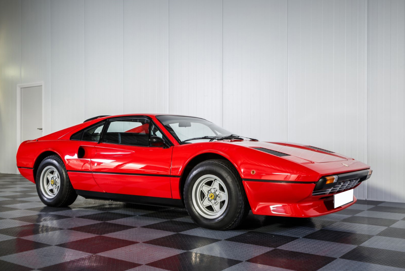 1980 Ferrari 308 GTB carb dry sump