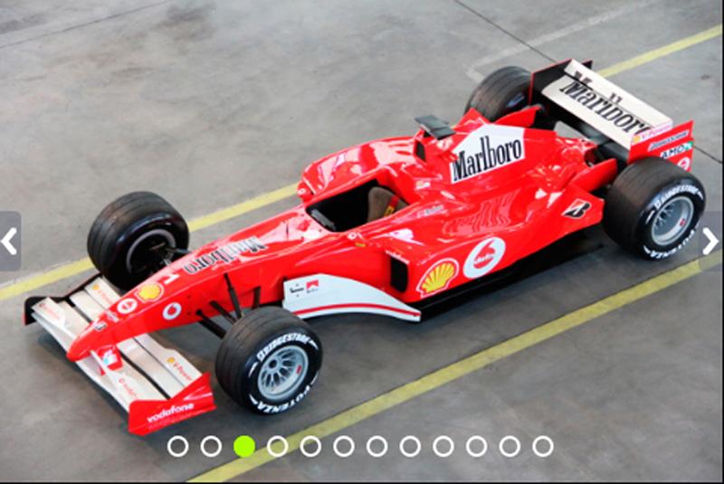 Ferrari F1 Showcar