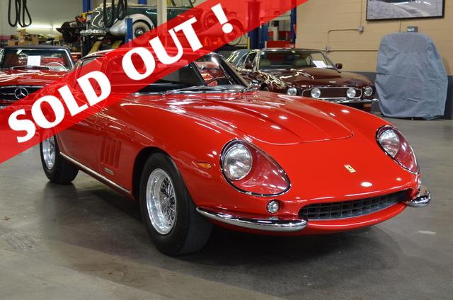 Ferrari 275GTB4--sold out--